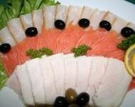 Скромное рыбное ассорти