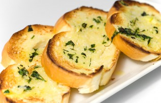 herb-garlic-bread