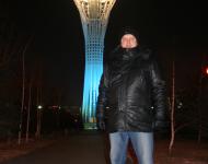 Зимняя Астана
