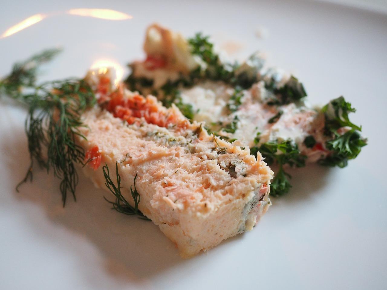 Блюда из лосося с пошаговым