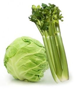Жиросжигающие овощи