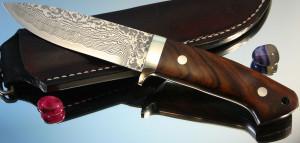 Охотничий нож Хиро Ито