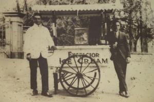 Мороженщики начала 20го века