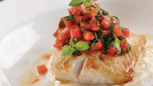 0111RLfoodRoast-Mahi-Mahi-with-Eggplant-puree-and-sauce-vierge-625