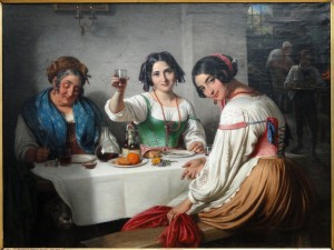Italian_Osteria_Scene,_Girl_welcoming_a_Person_entering,_by_Wilhelm_Marstrand_-_Ny_Carlsberg_Glyptotek_-_Copenhagen_-_DSC09271