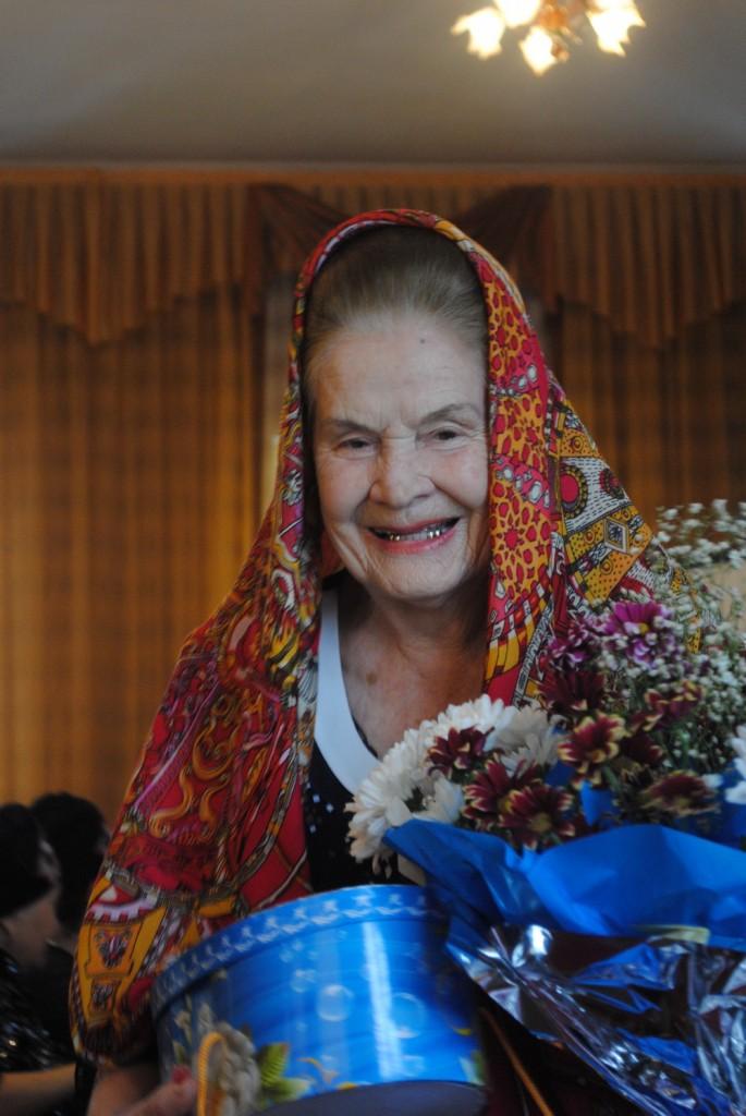 Р. Хасанова - одна из хранительниц традиций татарского народа