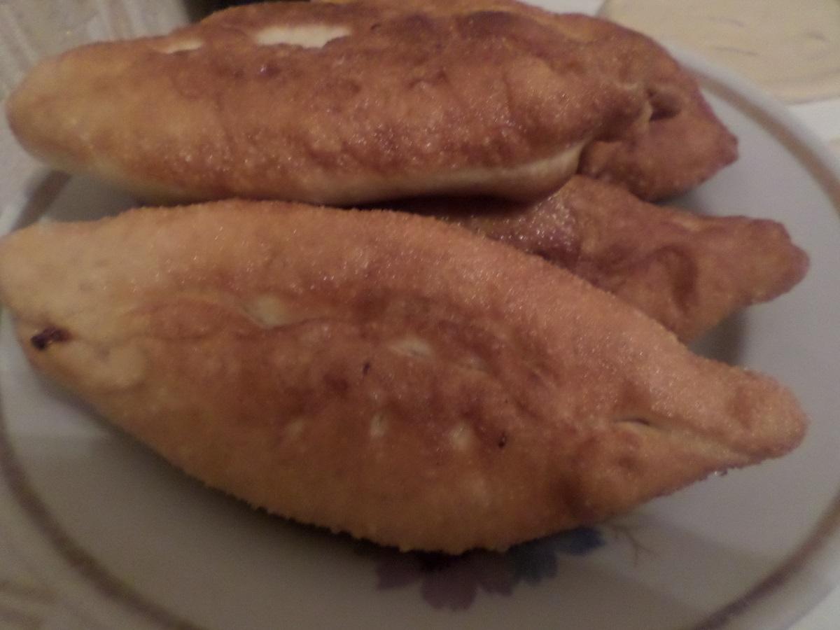 Жареные пирожки с ливером рецепт с фото Волшебная Eда. ру 89