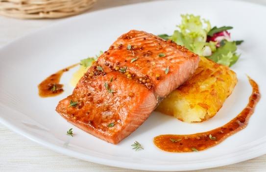 Вторые блюда из рыбы в духовке