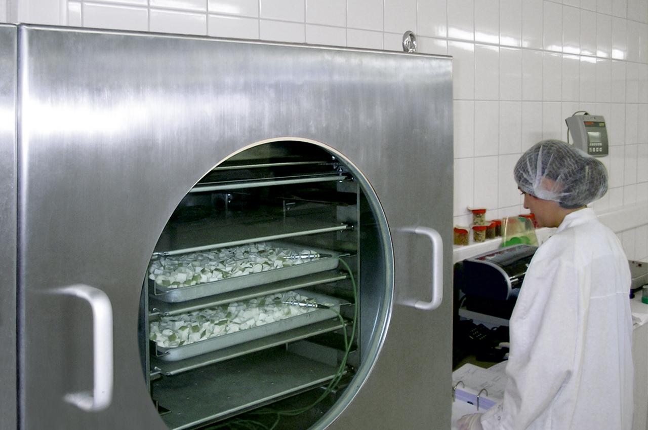 PG-Freeze-drying