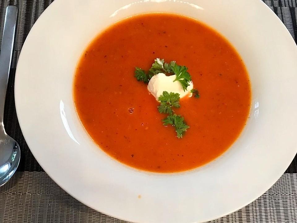 frische-tomatensuppe
