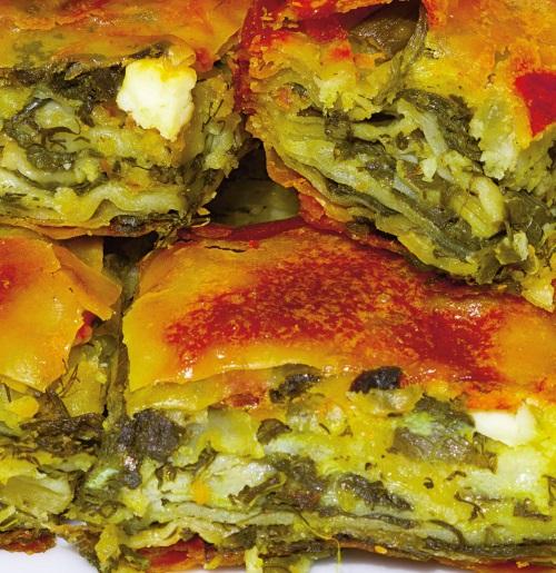 Plăcintă-grecească