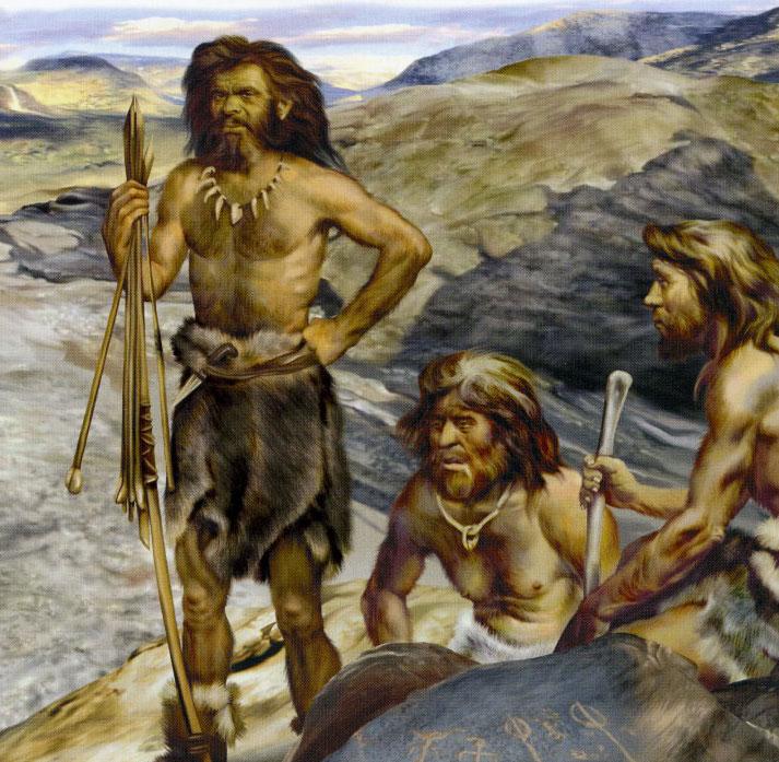 Картинки-древний-человек-для-детей-самые-прикольные-и-интересные-1